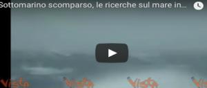 Sottomarino scomparso, ecco cosa può essere successo. Le ricerche proseguono ma… (Video)