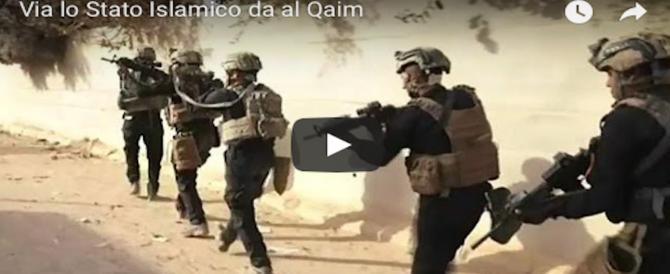 Iraq, la missione è liberare l'area al confine siriano: lì potrebbero annidarsi jihadisti (VIDEO)