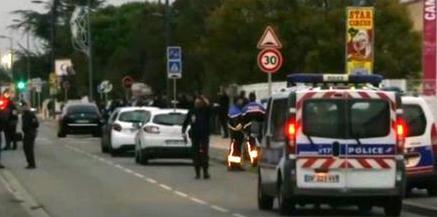 Tolosa, auto contro studenti: è il gesto di uno squilibrato