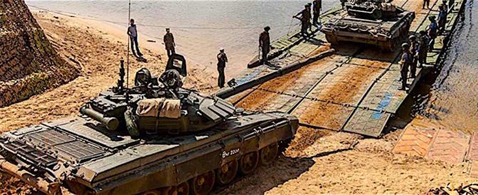 Conclusa la costosa esercitazione Nato in vista di improbabili aggressioni