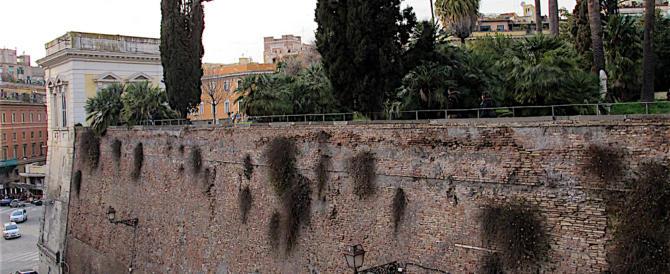 FdI accusa: degrado per Villa Aldobrandini a Roma, ora restaurata