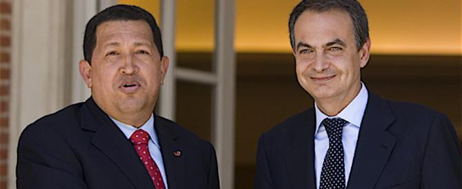 Venezuela, ora ci prova Zapatero e far ragionare il dittatore rosso Maduro