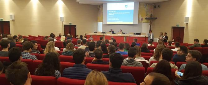 Fratelli d'Italia in campo per sostenere la facoltà di agraria di Piacenza