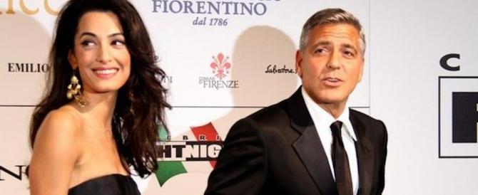 """Il """"colpaccio"""" di Berlusconi: a Strasburgo lo difende lo studio di Amal Clooney"""