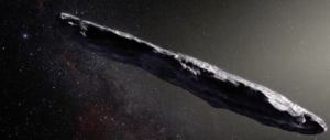 """Spazio: ecco l'asteroide Oumuamua, il primo """"messaggero"""" interstellare (video)"""