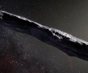 "Spazio: ecco l'asteroide Oumuamua, il primo ""messaggero"" interstellare (video)"
