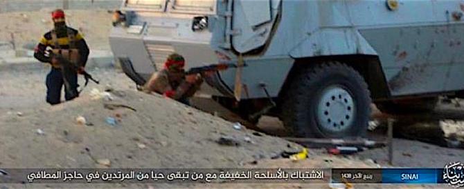 Strage nel Sinai: l'Isis spara contro i fedeli e le ambulanze. Oltre 200 i morti (video)