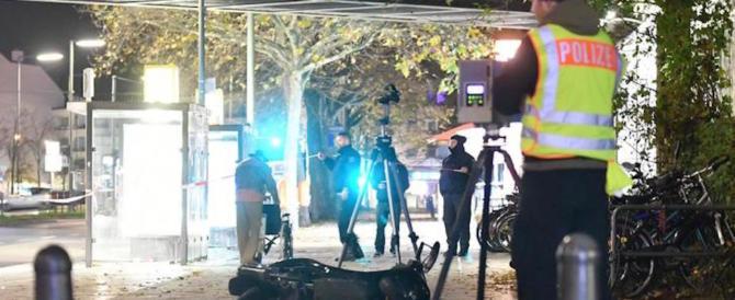 Paura a Berlino, un marocchino in auto tenta di investire i passanti