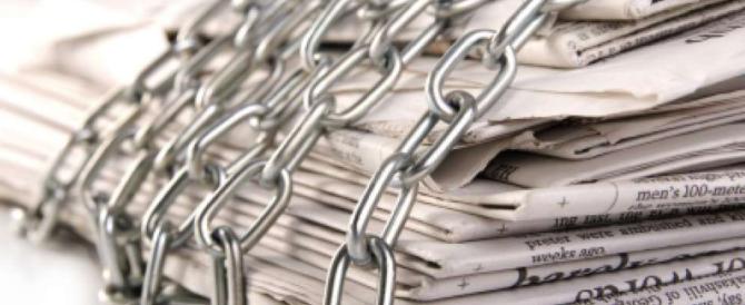 """La denuncia di Stampa romana: """"Chi indaga sulle banche viene intimidito"""""""