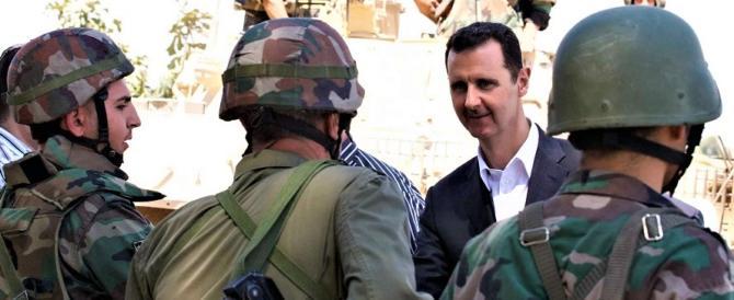 Il 98 % della Siria è controllato dalle truppe vittoriose del presidente Assad