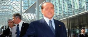 """Berlusconi: """"Istituiremo un ministero per la Terza Età"""""""