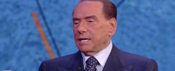 Berlusconi: «Nel nostro governo persone capaci. Gallitelli è una risorsa»