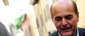 """Così Bersani ha spiegato agli italiani il """"suicidio perfetto"""" della sinistra"""