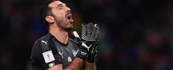 Buffon: «Non ho paura di smettere. Lascio il calcio serenamente»