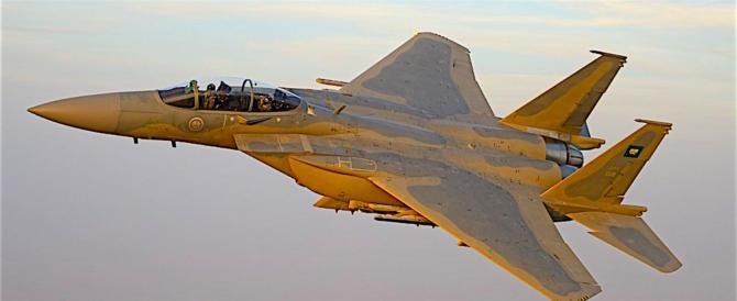 L'Arabia Saudita con l'appoggio Usa minaccia l'Iran e bombarda i civili
