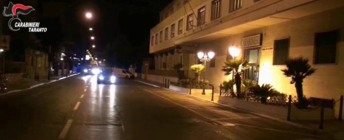 Tragedia a Taranto: carabiniere uccide sorella, cognato e padre e si spara