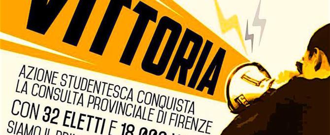 Nella Firenze di Renzi & c. la destra studentesca conquista le scuole