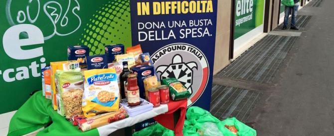 Ostia, la Comunità di Sant'Egido: «È innegabile, CasaPound aiuta i bisognosi»