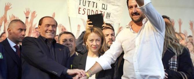 La Sicilia riunisce il centrodestra: domani vertice tra Meloni, Berlusconi e Salvini