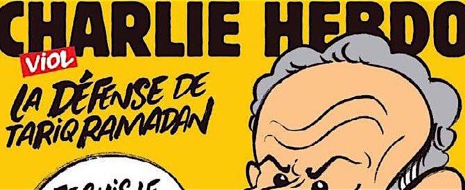 Charlie Hebdo denuncia nuove minacce dopo vignetta contro l'islam