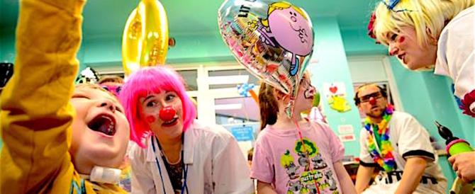 """Greta, la clown degli ospedali: """"Quando un bimbo ride, rido anch'io"""""""