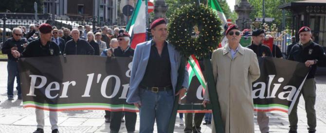 Pacificazione, l'esempio di Genova: commemorati i Caduti della Rsi