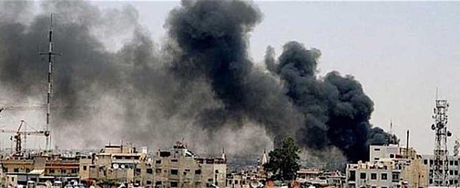 Abu Kamal, l'ultima battaglia dell'Isis in Siria. Bombe anche su Damasco