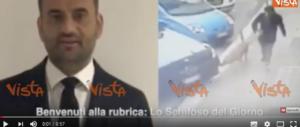 """Bari, Decaro imita De Luca e denuncia """"Lo schifoso del giorno"""" (video)"""