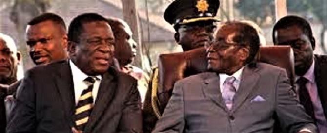 """Emmerson lo spietato """"coccodrillo"""" al potere: in Zimbabwe non cambia nulla"""