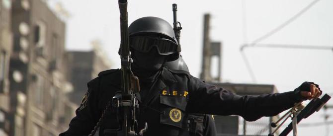 Attentato in moschea nel Sinai, 14 terroristi uccisi, altri 14 arrestati