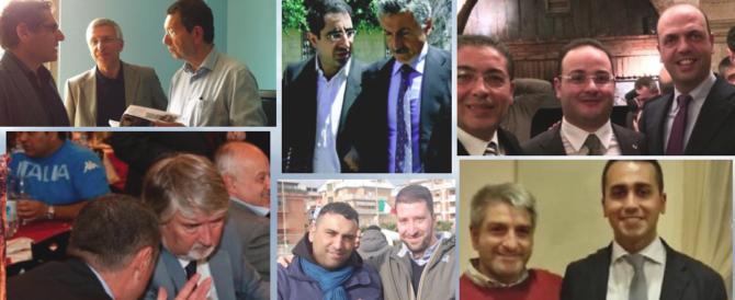 Foto Spada-CasaPound? Nessuno parla del boss con Di Maio e di altri politici…