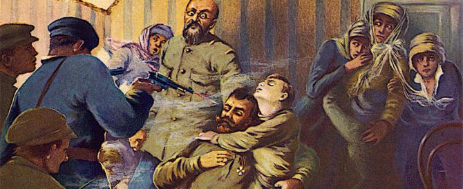 """Putin sulla Rivoluzione russa: """"Falciò milioni di vite e distrusse lo Stato"""""""