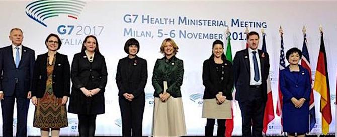 Milano, dal G7 della Salute il solito libro dei sogni e nulla di concreto