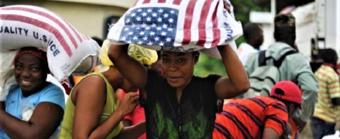 Trump rispedisce a casa 60mila haitiani: Haiti ora li può riaccogliere