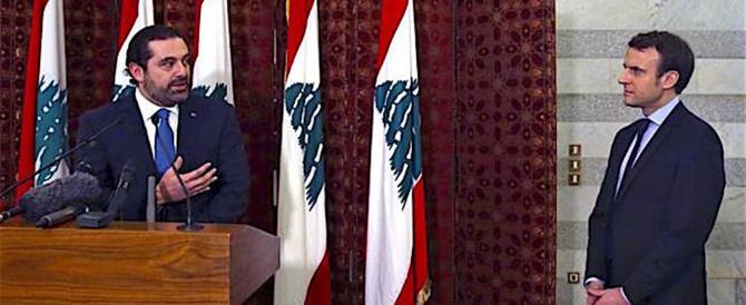 Hariri oggi da Macron il mediatore: ma il futuro del Libano è sempre più nero