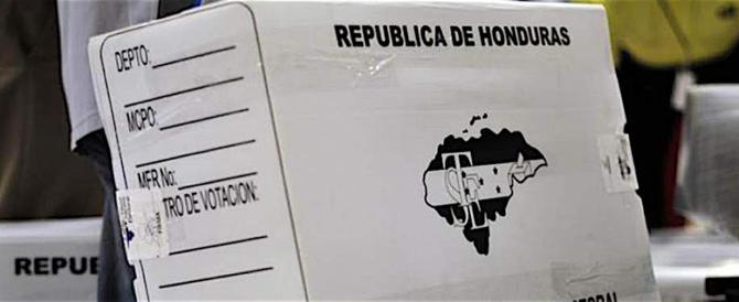 Honduras, entrambi i candidati presidente si dichiarano vincitori