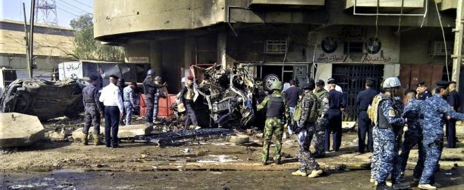 Iraq, autobomba fa 20 morti nella città curda. Ma pare che l'Isis non c'entri…
