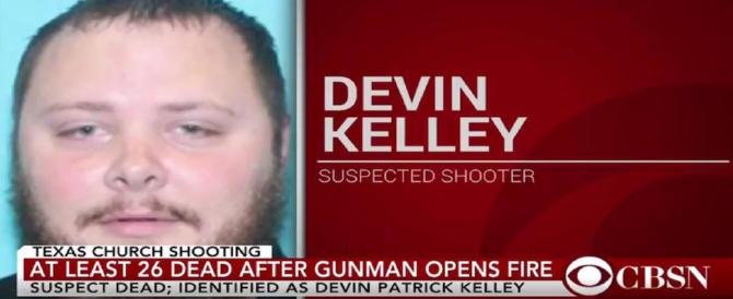 Nuovi dettagli sul killer del Texas: si scopre che fuggì da una clinica psichiatrica