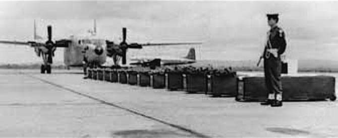 Quando il Congo festeggiò la sua libertà trucidando i nostri 13 aviatori