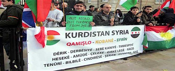 """Disperato appello dei curdi a Washington: """"Non voltateci le spalle"""""""
