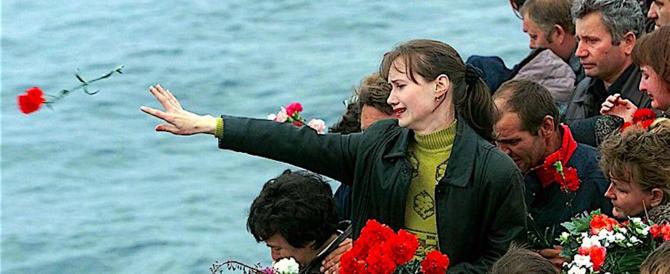 17 anni fa la tragedia del sottomarino russo Kursk: i morti furono 118 (video)