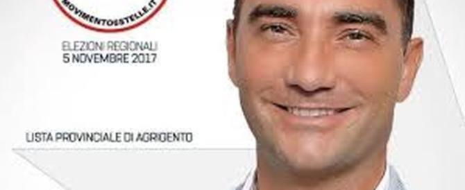 Candidato M5S ad Agrigento arrestato per estorsione. Indagato anche il fratello