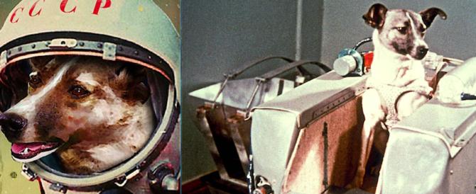 Il mistero di Laika, ennesima vittima innocente del comunismo sovietico