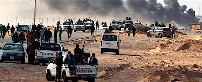 Ormai è caos totale in Libia: aspettiamoci clandestini a migliaia