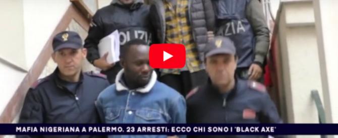 """Mafia, non è più solo """"Cosa Nostra"""": a Palermo nigeriani a giudizio col 416 bis (video)"""