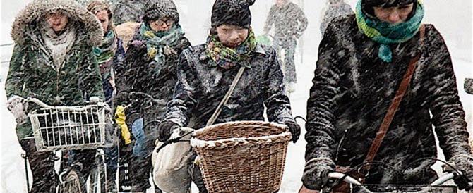 L'inverno è arrivato: nel fine settimana venti e freddo soprattutto al nord