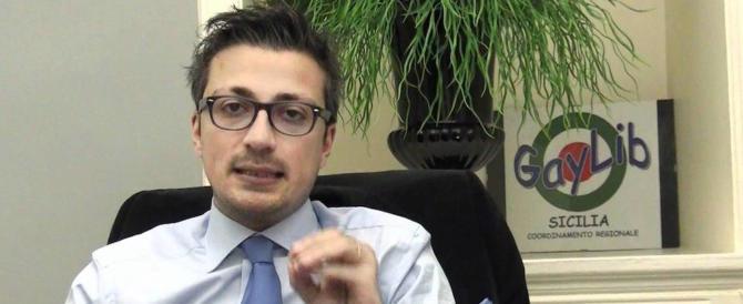 «Sono gay e ho votato Musumeci»: minacciato su Fb dalla comunità Lgbt