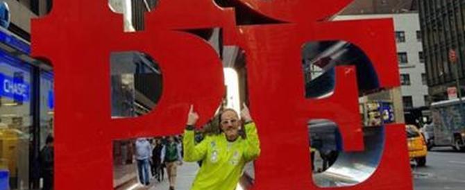 La sfida di Leonardo: «Due maratone a New York con il cancro. Avanti tutta»