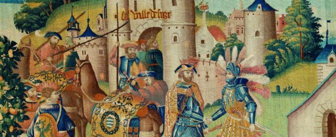 """Federico II, le armi e gli amori nel romanzo storico sulla """"Marca gioiosa"""""""