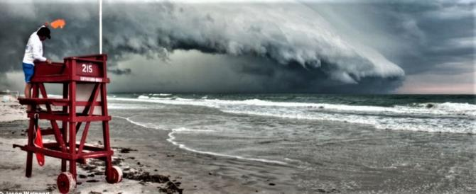 Allerta nel Lazio, domattina arrivano venti di burrasca e mareggiate
